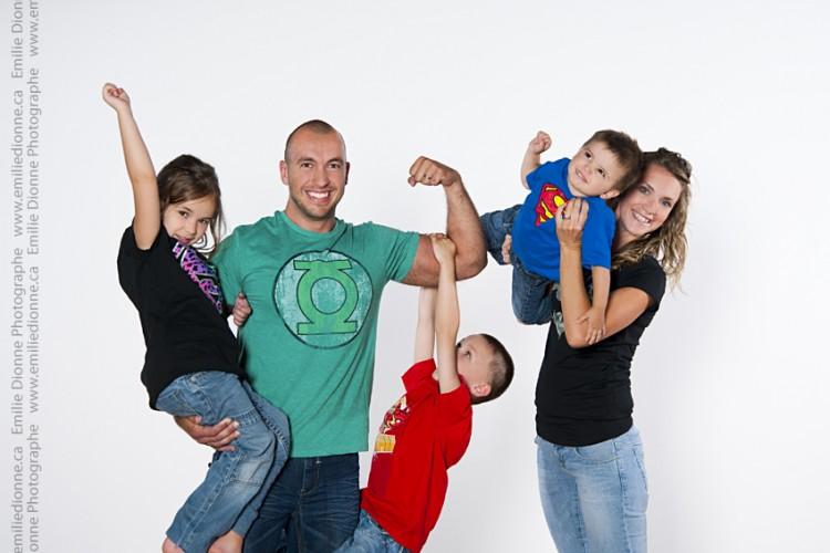 Enfant et famille