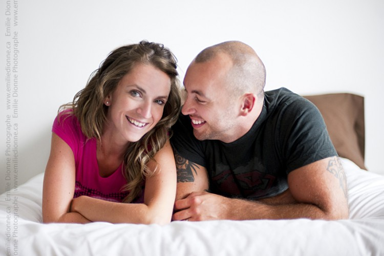 Portrait et couple